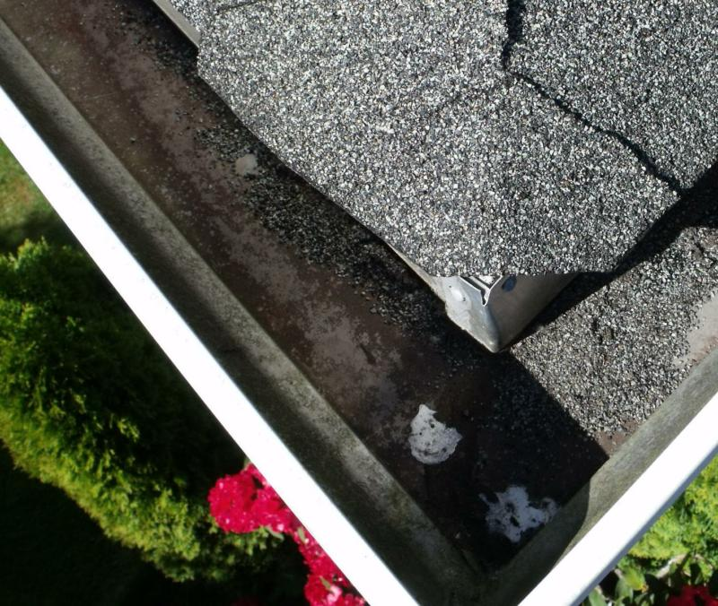 More Gutter Talk From The World Of Seattle Home Inspections