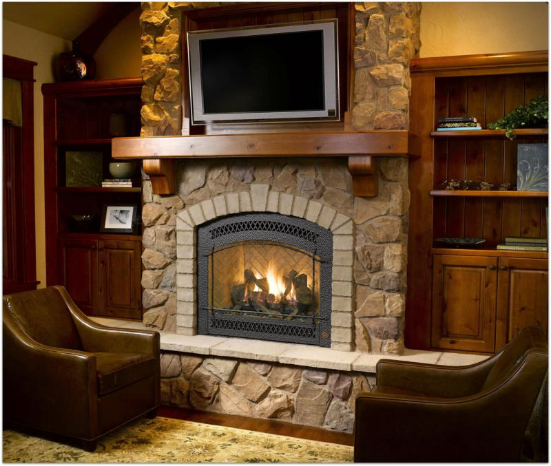 How to Compare Gas Fireplace Inserts | eHow.com