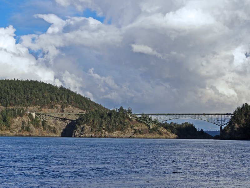 Deception Pass Bridge, Whidbey Island