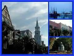 Collage of Charleston