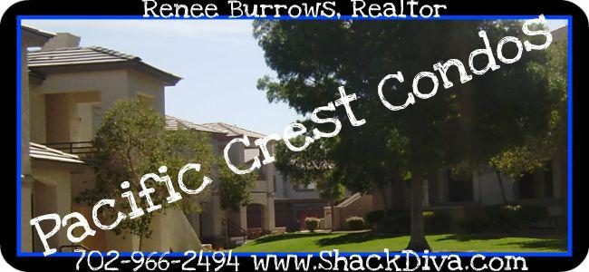 Pacific Crest Condominiums in Summerlin, Las Vegas