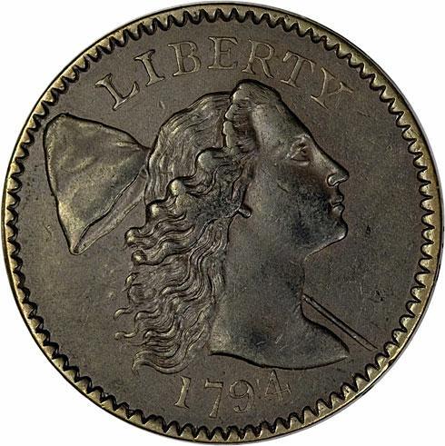 1794 Cent