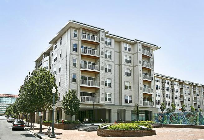 Condo Building   8045 @ Silver Spring Metro