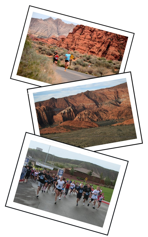 5th Annual Snow Canyon Half Marathon, 5k and Tuff Kids Run / St. George, Utah / November 5th, 2011