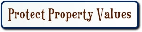 Protect property values