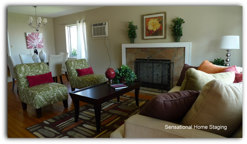 Shell Ave - Home Staging