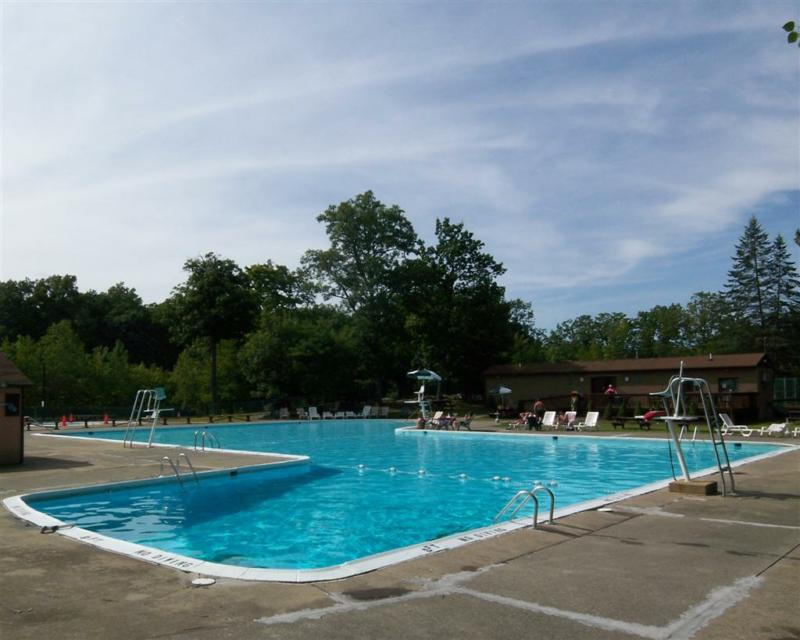 Wild Acres Pool Pike County PA