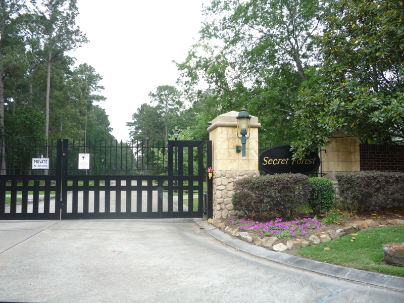 Gated Communities in Cyfair isd