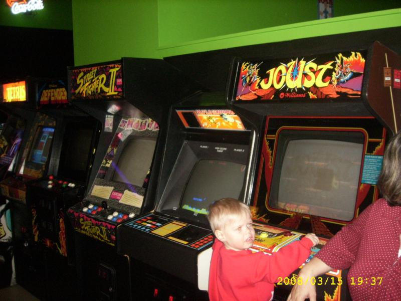 new classic arcade in clarksville tennessee. Black Bedroom Furniture Sets. Home Design Ideas