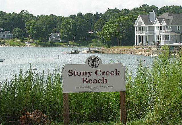 Stony Creek Branford CT