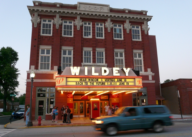 Wildey Theatre Edwardsville Illinois