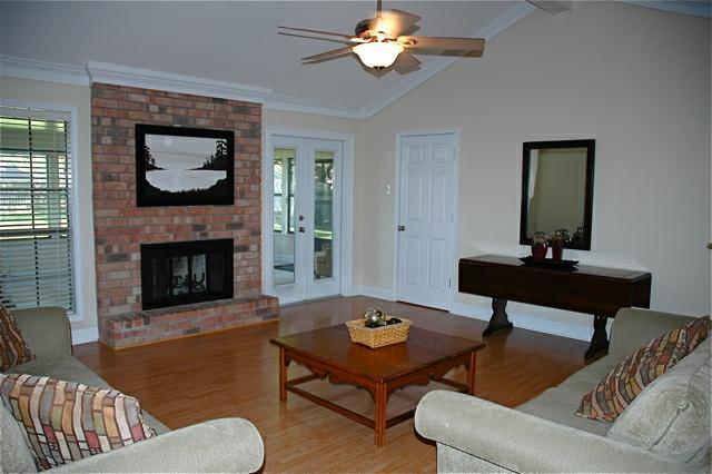 218 Vivian Drive, Lafayette, LA - Living room