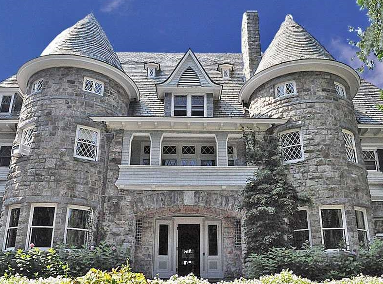 WSJ Most Expensive Home Listed at $190 Million, Greenwich, Ct.