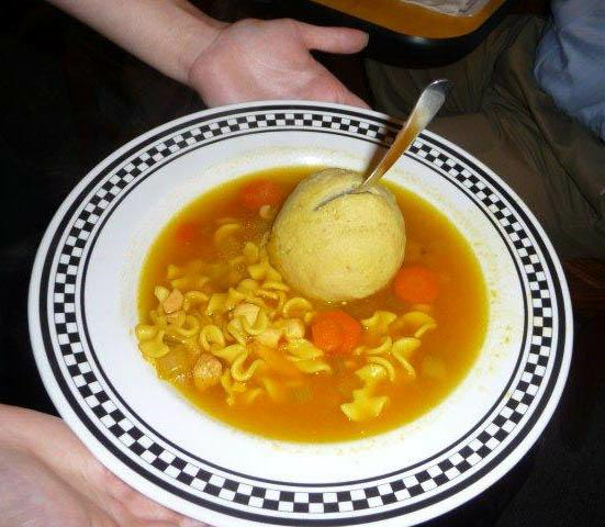 Matzo Ball Soup HomeRome Realty