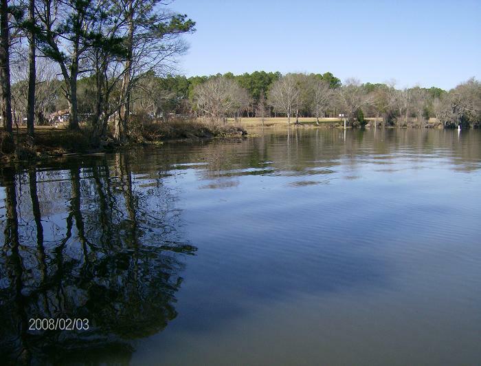 fishing on lake seminole in jackson county florida