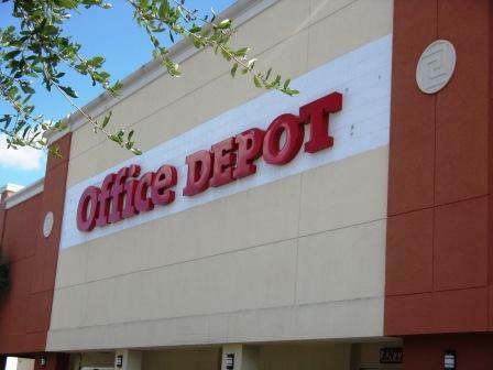 St Pete office depot
