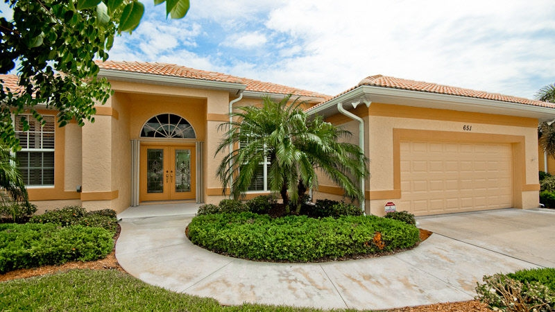 Home For Sale At 651 May Apple Way In Venice Florida