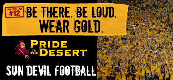ASU Sun Devil Football