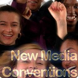 new media conventions