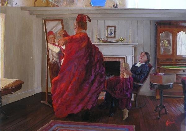 Artists in Huntsville TX, Lee Jamison, Lee Jamison Gallery  Texas: Walker County: Huntsville: