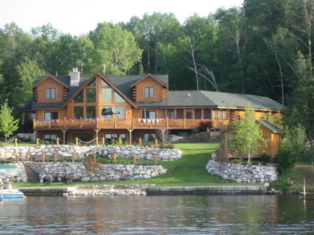 Mullett Lake Home For Sale Northern Michigan Lakefront