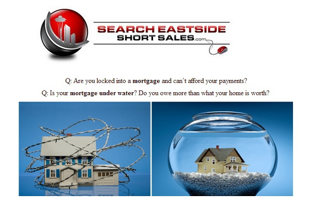 search eastside short sales