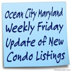 Ocean City Maryland Condo Listings