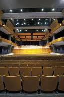 SHSU Performing arts center -- huntsville TX