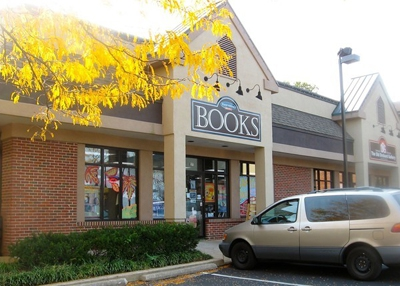 Pudd'nhead Bookstore in Webster Groves, MO