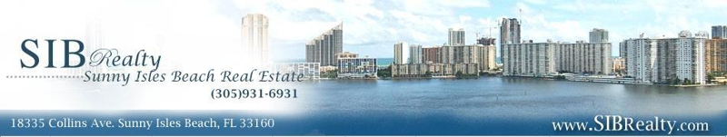 Click here to visit our webstie www.SIBRealty.com to view current listings for sale and rent in South Florida by City and Condominium