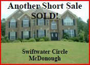 Henry County Short Sale Sold