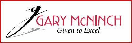 Gary McNinch Team Logo