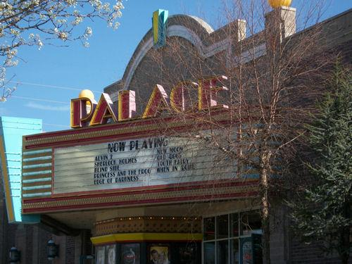 Palace Movie Theatre Springfield MO