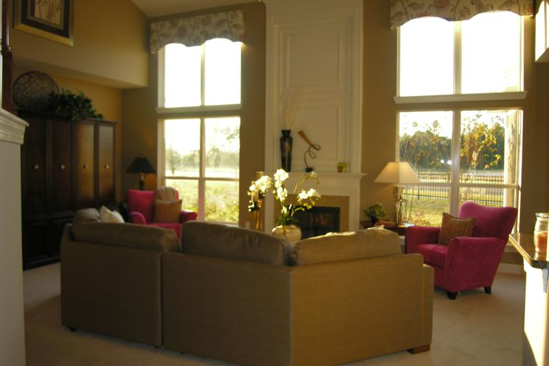 Drees Homes Two Creeks Wyngate Family Room