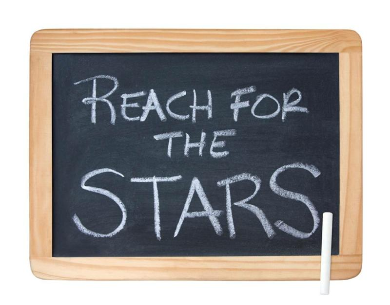 Stars Goal Setting Quote