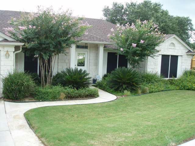 austin texas golf course homes