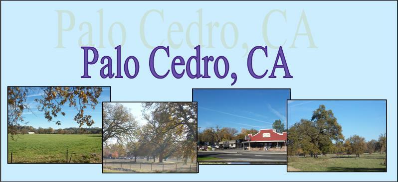 Palo Cedro CA Market Report Banner