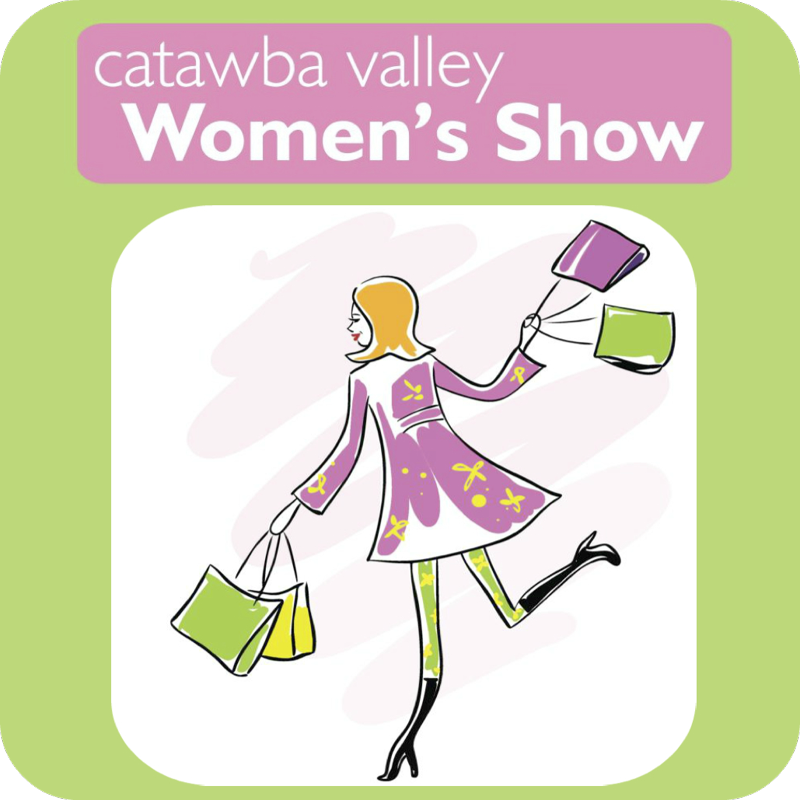 Catawba Valley Women's Show 2012