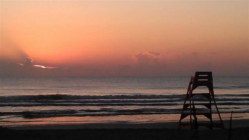 Sunrise Jax Beach C Carol Zingone