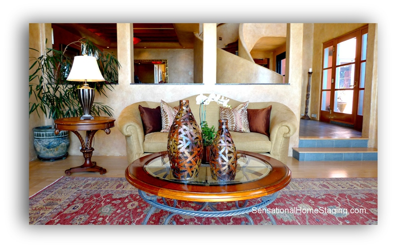 Berkeley Hills Home Staging