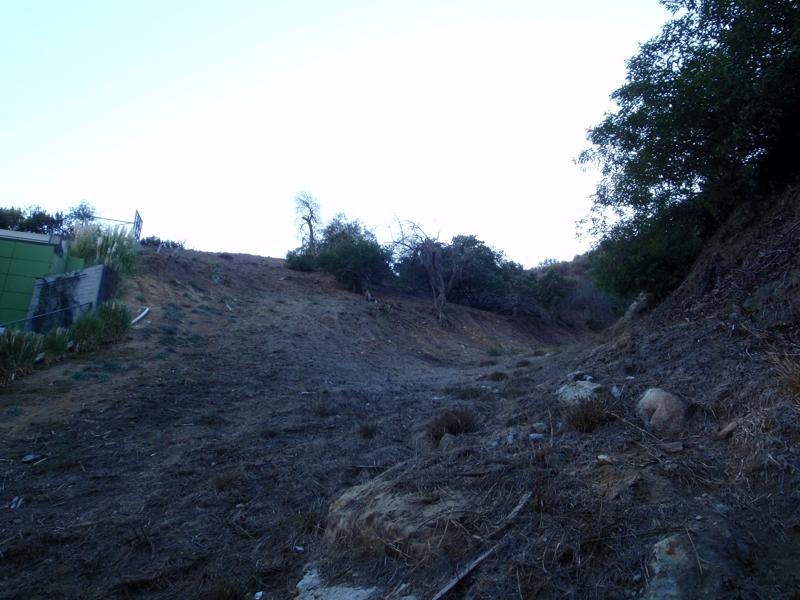 beachwood canyon vacant lots, endre barath