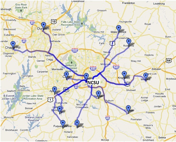 Best Places To Live Near Ncsu North Carolina State University
