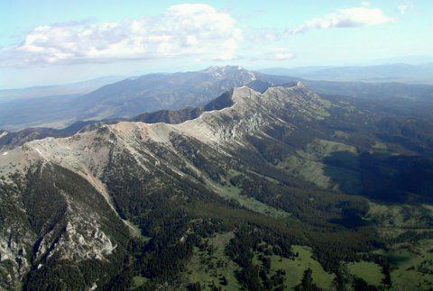 Thr Ridge