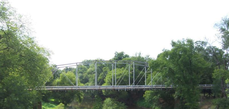 Camelback Bridge near Sanford NC
