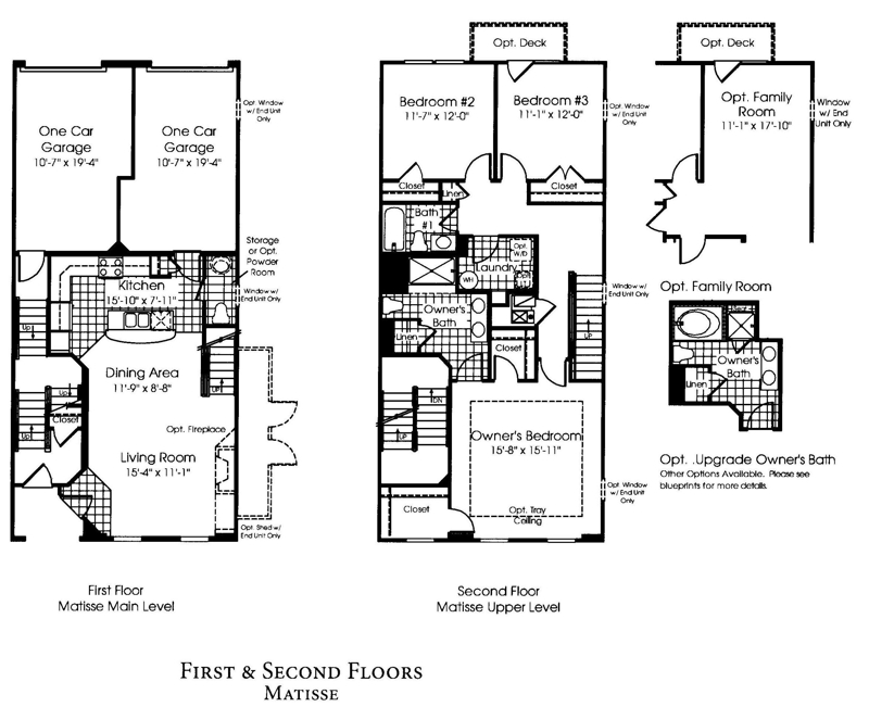 Somerset floor plan ryan homes home design and style for Ran homes plans