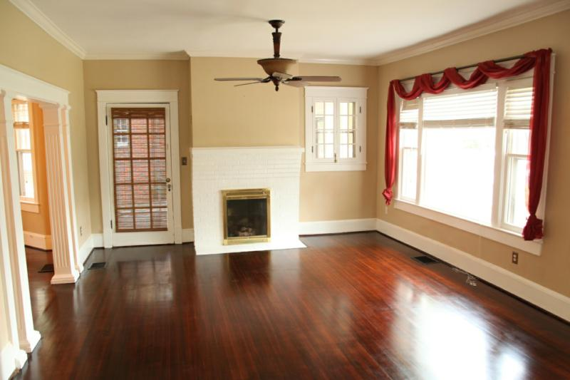 Formal Living Room at 904 W. Rowan St Fayetteville, NC