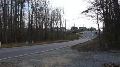 Holly Springs Road Lot for Sale - Build a New Home on this Wooded Apex Lot