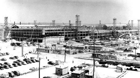 Pentagon Construction 1942