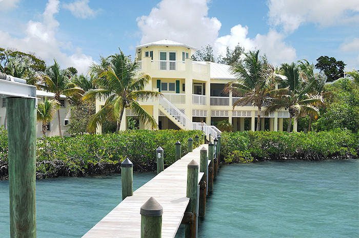 Fine Selection Of Waterfront Homes In The Fabulous Florida Keys