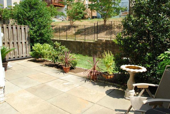 Townhouse Backyard Ideas : Townhouse Backyard